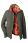 Preview: Hubertus Fleece-Wendejacke PIRSCH