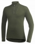 Mobile Preview: Woolpower Zip Turtleneck 200