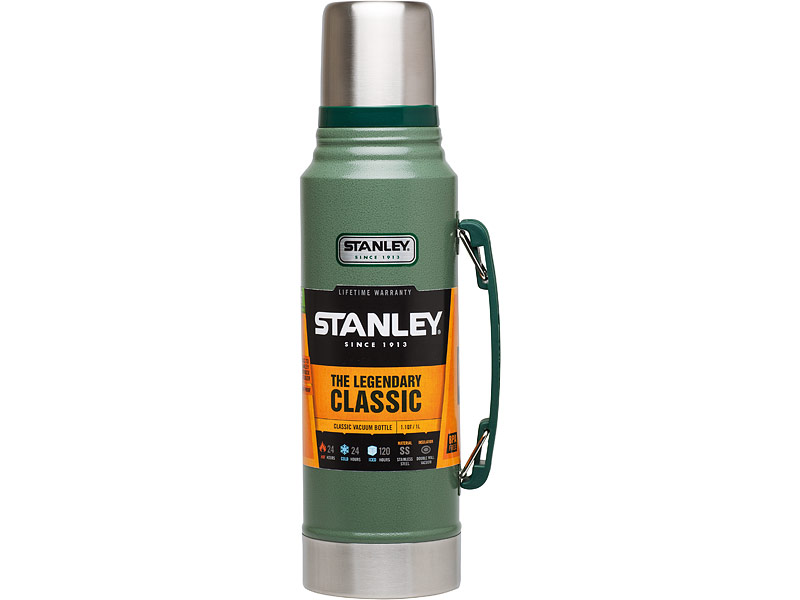 stanley classic vakuum flasche 1 liter jagdfeeling. Black Bedroom Furniture Sets. Home Design Ideas