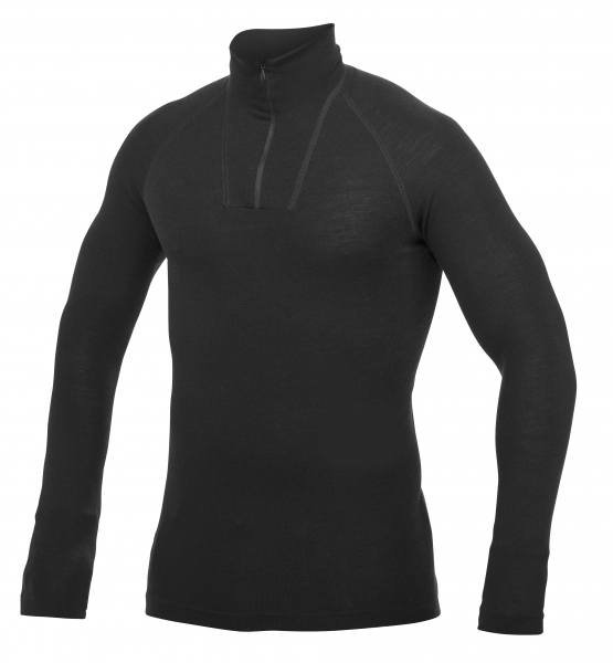 Woolpower Zip Turtleneck Lite